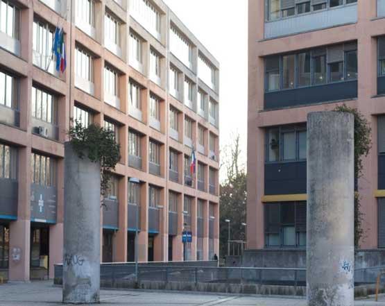 impianto antincendio ad aerosol greensafety presso archivi ex agenzia delle entrate di Pordenone