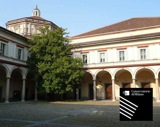 IImpianto antincendio ad aerosol Greensafety presso archivi Conservatorio Giuseppe Verdi di Milano